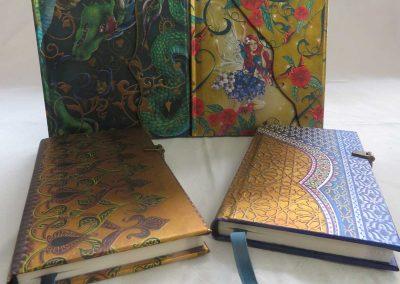 Librería Arco Iris, Libretas