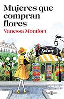 Mujeres que compraban flores